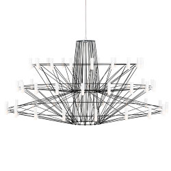 Люстра Moooi Coppelia D110 Black