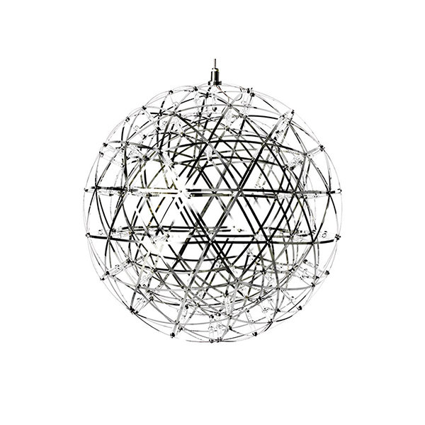 Люстра Moooi Raimond Sphere D43 Chrome