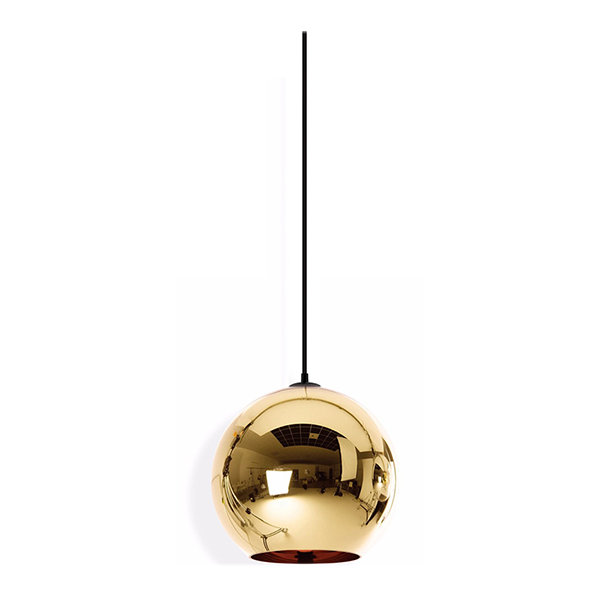 Copper Bronze Shade by Tom Dixon D20 светильник