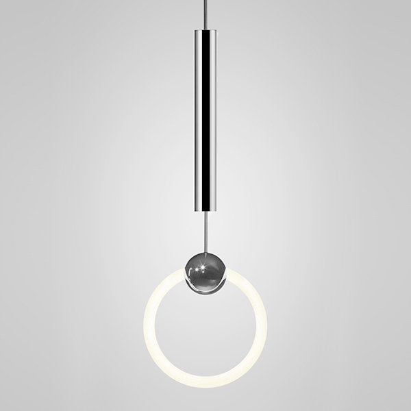Светильник Ring Light Chrome by Lee Broom D30