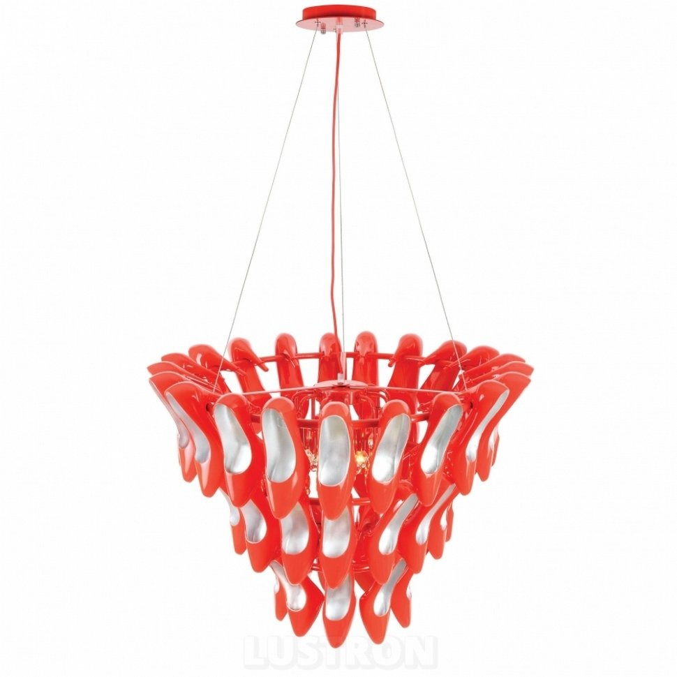 Люстра Cristal Lux Tiffany SP13 Rosso