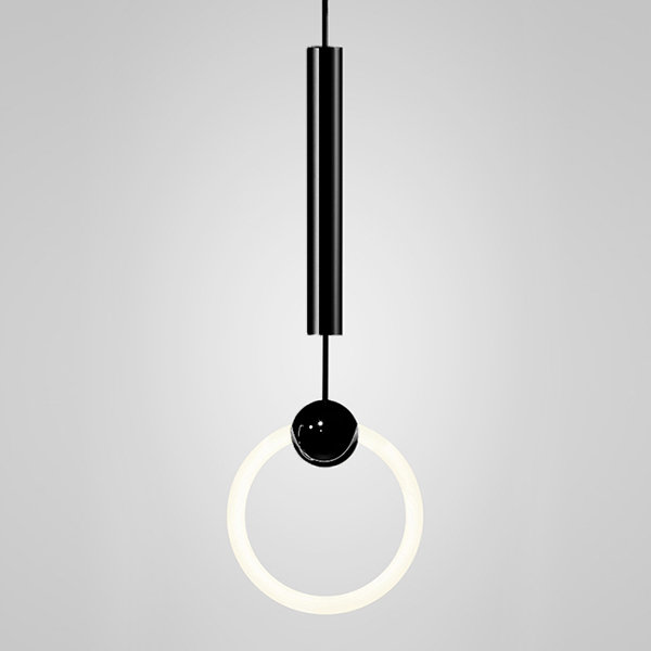 Светильник Ring Light Black by Lee Broom D30