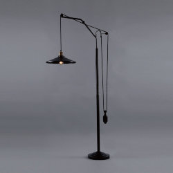 Торшер Loft Industrial Floor Lamp