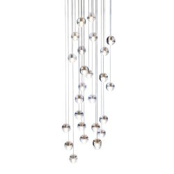 Люстра Bocci 14.26 Round Pendant Chandelier by Omer Arbel